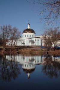 Современный вид храма 2011 год.