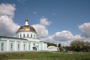 Современный вид храма 2012 год.