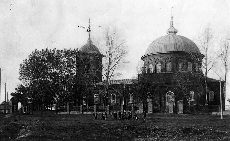 Храм святого благовернеого князя Александра Невского 1890 год.