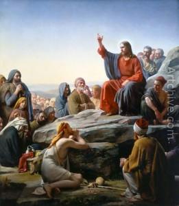 Нагорная проповедь Господа Иисуса Христа