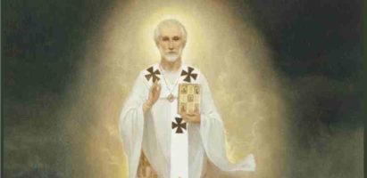 Житие и чудеса святителя Николая Чудотворца в живописи
