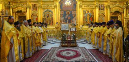 8 декабря — день тезоименитства митрополита Калужского и Боровского Климента