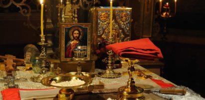 Всенощное бдение и Божественная литургия — о смысле богослужения