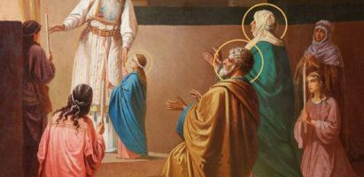 О празднике Введения во храм Пресвятой Богородицы
