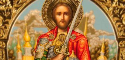 Престольный праздник в кафедральном соборе святого блг. кн. Александра Невского