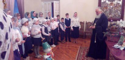 Христославы в городе Калуге