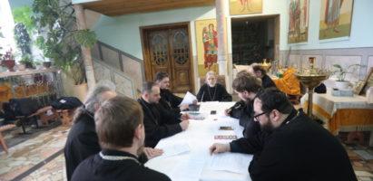 В городе Кирове состоялось собрание духовенства Песоченского благочиния