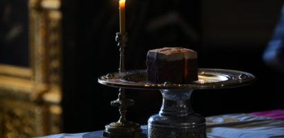 Среда первой седмицы Великого поста. Богослужения в Александро-Невском соборе.
