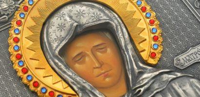 Божественная литургия в день памяти обретения мощей блаженной Матроны Московской