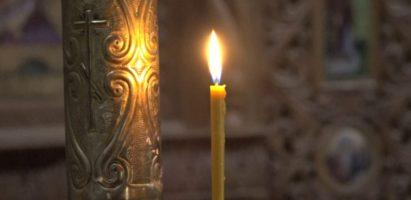 Вечернее полиелейное богослужение