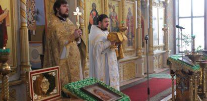 Божественная литургия в Александро-Невском кафедральном соборе