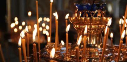 Уставное вечернее богослужение в 6-ю седмицу Великого поста
