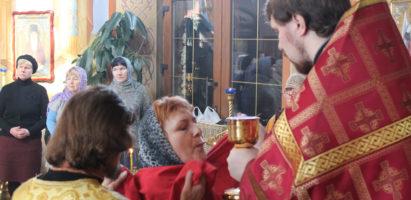 Третья Неделя Великого Поста -Крестопоклонная