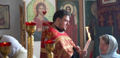 Светлое Христово Воскресение: Пасхальная великая вечерня в Александро-Невском кафедральном соборе