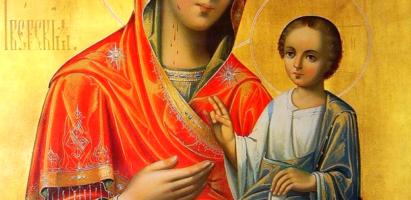 Вторник Светлой седмицы. Иверской иконы Божией Матери