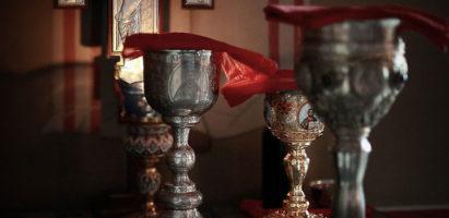 Богослужение в среду 5-й Седмицы Великого поста