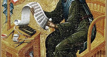 Божественная литургия в среду 6-й Седмицы Великого поста
