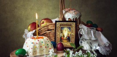 Понедельник светлой седмицы Пасхальное вечернее богослужение