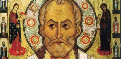 Праздничное богослужение в Свято-Никольском храме с. Фоминичи