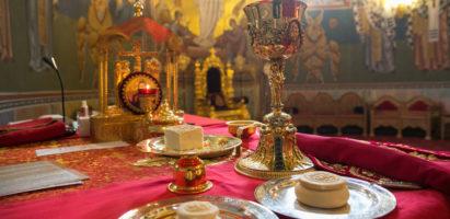 Суббота светлой седмицы. Божественная литургия