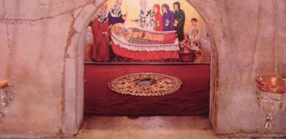 Божественная литургия в день Перенесения мощей святителя и чудотворца Николая из Мир Ликийских в Бар