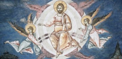 Вознесение: на какое небо вознесся Христос?