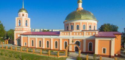 Благочинный Песоченского округа принял участие в августовской районной педагогической конференции в г. Кирове