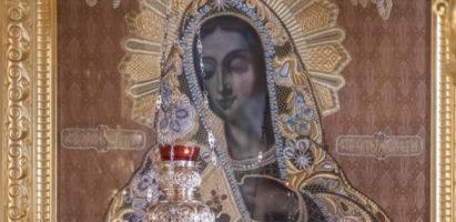 Крестный ход с Калужским чудотворным образом Пресвятой Богородицы посетил село Воскресенск