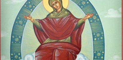 Молебен с акафистом иконе Божией Матери «Спорительница хлебов»