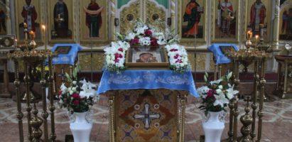 Торжества в кафедральном соборе г. Кирова по случаю дня празднования в честь Казанской иконы Божией Матери