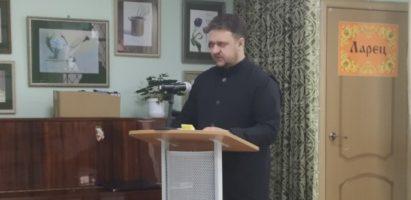 Благочинный Песоченского округа принял участие в семинаре для учителей ОПК в г. Калуге